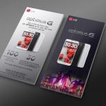 LG Optimus G Bài test