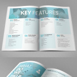 Brochure Project Manager