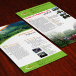 VN Tourist leaflet design