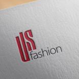 USfashion Shop - Logo design