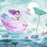 Cô bé cưỡi Hoàng tử Thiên nga