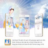 [Mobile app] Quẻ quán âm