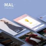 Mal UI KIT - Free Demo