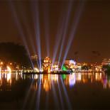 Hồ Gươm - panorama