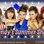 Candy\\'s Summer Show 09 Poster