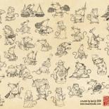 Làng chuột wallpaper