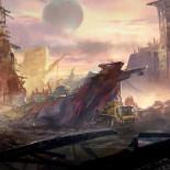 Trash Planet Concept 01
