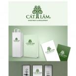 Thiết kế logo thương hiệu Cát Lâm