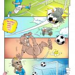 Tranh vui Euro 2012