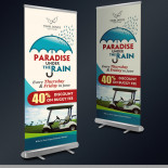 BANNER FOR TWINDOVES GOLF