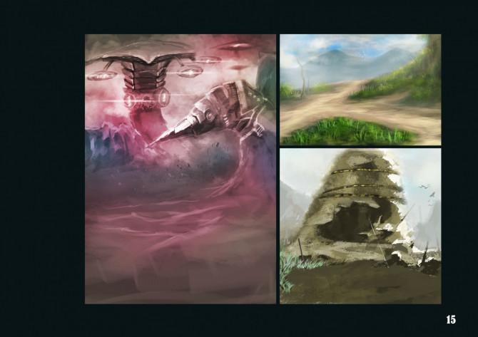Bài tập Digital painting
