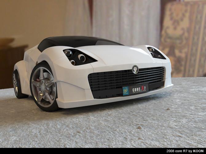 R7 toycar