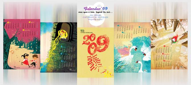 Calendar09 Beyond the text