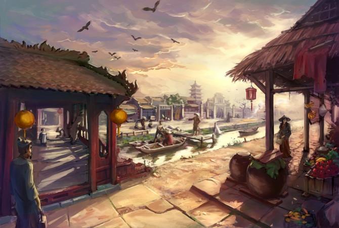 Việt Nam hồi đó ^^